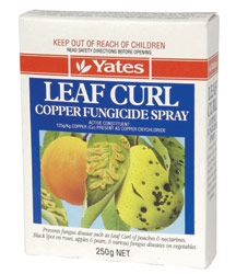 Yates Leaf Curl Copper Fungicide Spray