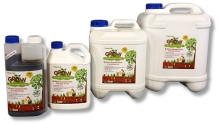 Grow Bio Organic Liquid Fertiliser