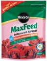 Miracle-Gro Water Soluble Rose Plant Food
