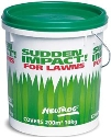 Sudden Impact for Lawns
